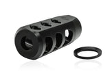 Ghost AXE Muzzle Brake Black Nitride .308