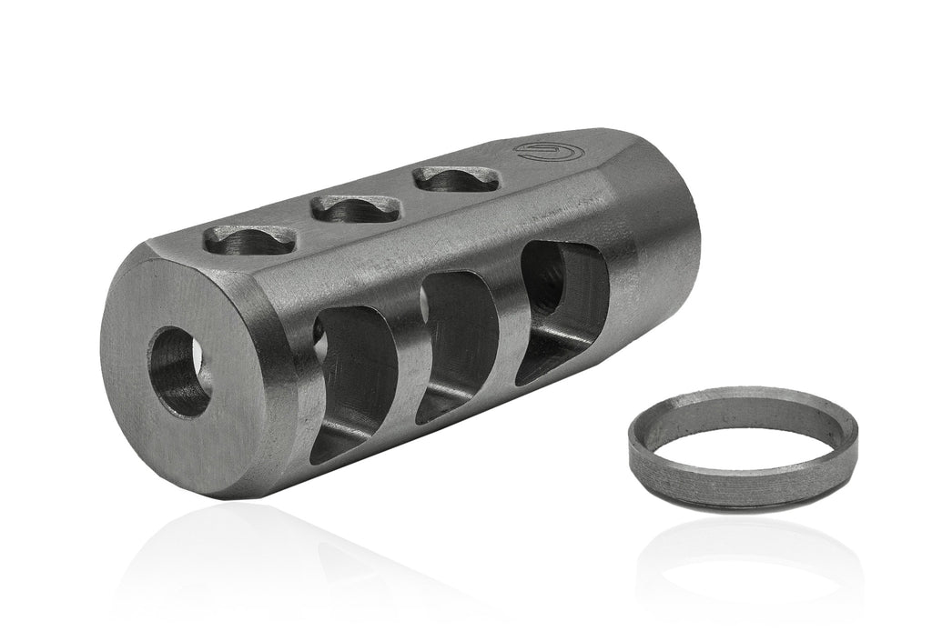 Ghost AXE Muzzle Brake SS 5.56