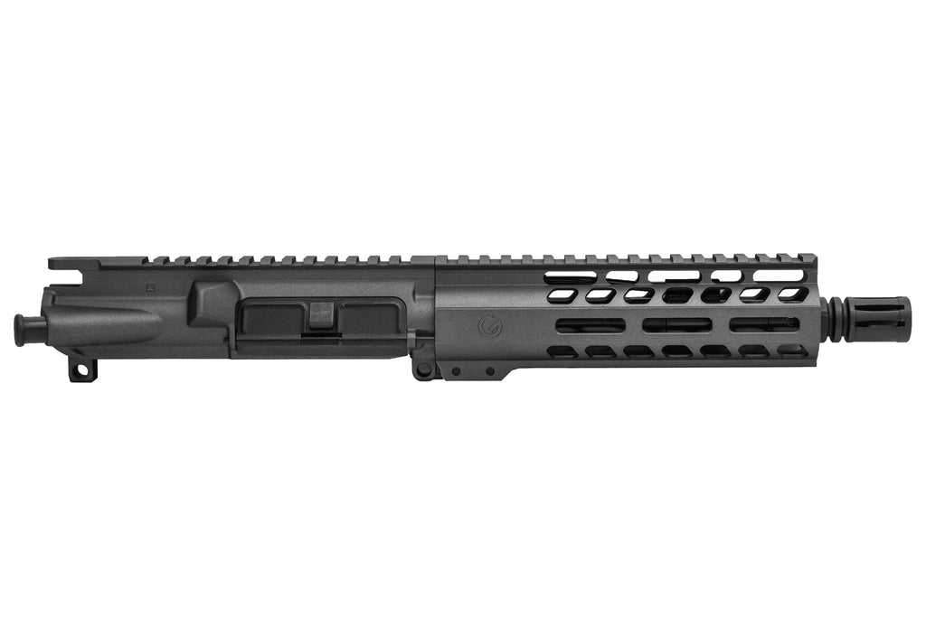 "Ghost Elite 7.5"" Upper .300 Blackout Tungsten Gray"
