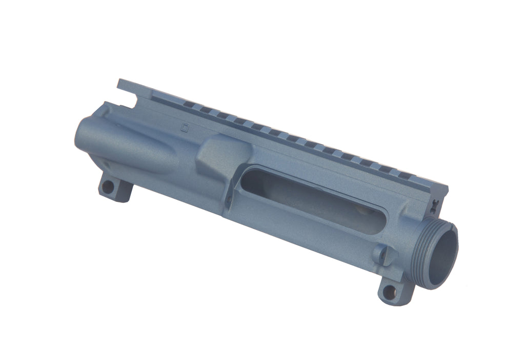 Stripped Upper Receiver - Blue Titanium