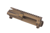 Stripped Upper Receiver - Burnt Bronze