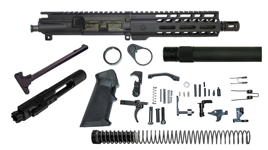 300 Blackout Bolt Carrier Group And Charging Handle