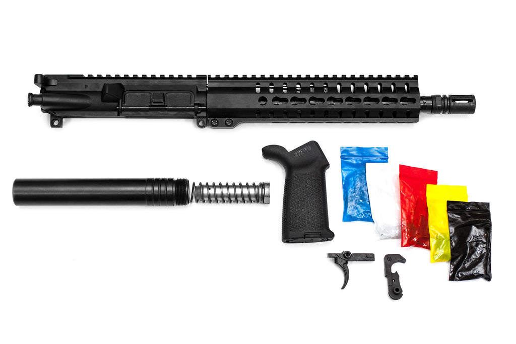 "10.5"" 300 Blackout with RKM9 Pistol Kit"