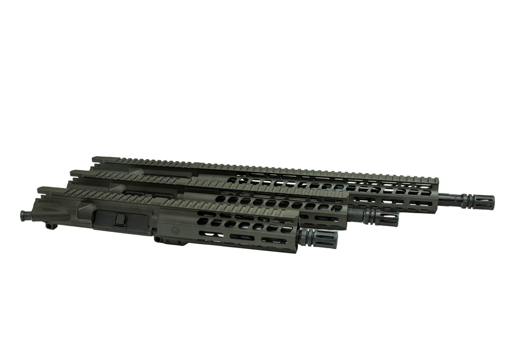 "Ghost Elite 10.5"" Upper .300 Blackout OD Green"