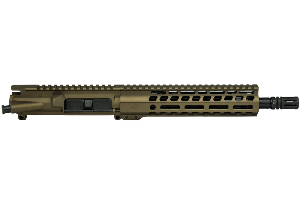 "Ghost Elite 10.5"" Upper 5.56 Nato Burnt Bronze"