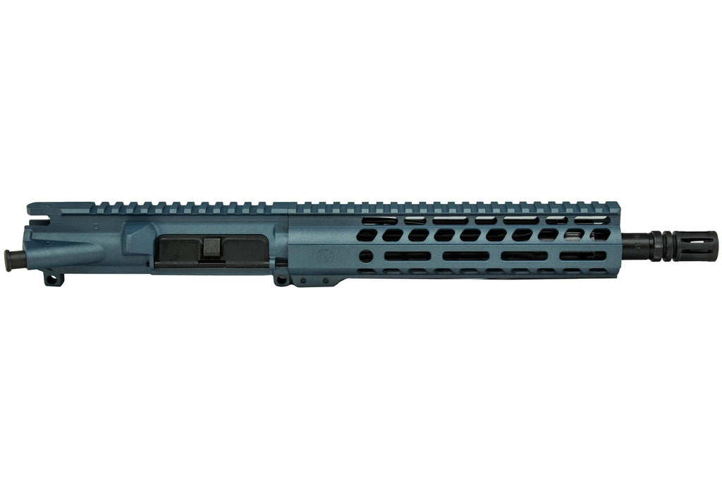 "Ghost Elite 10.5"" Upper 5.56 Nato Blue Titanium"