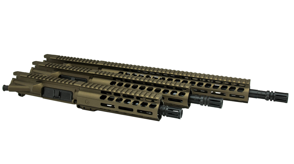 "Ghost Elite 7.5"" Upper .300 Blackout Burnt Bronze"