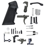 Mil-Spec Lower Parts Kit Nickel Boron