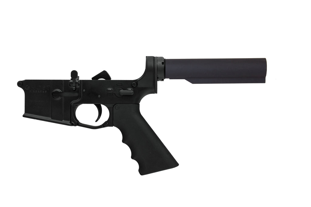 Ghost Complete Rifle Lower Receiver