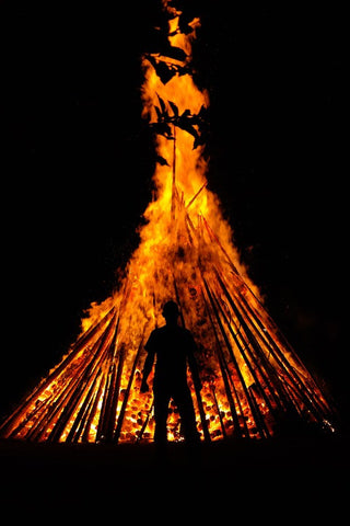 bonfires Litha Summer Solstice