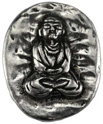 Buddha pocket stone - House Of Aton