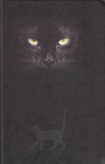 Cats Eyes journal - House Of Aton