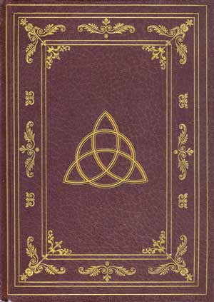 Wiccan Journal - House Of Aton