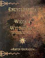 Ency of Wicca and Witchcraft - House Of Aton