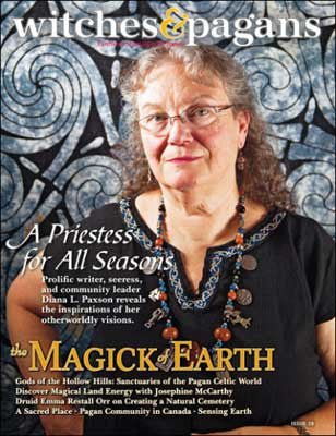 Witches and Pagans Magazine 28 - House Of Aton