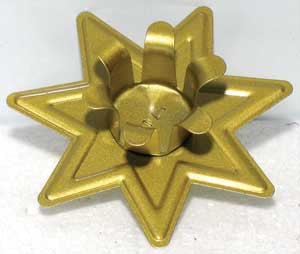 Seven Pointed Star Holder - House Of Aton