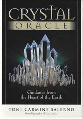 Crystal oracle Deck and Book - House Of Aton