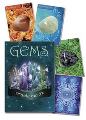 Gems Oracle cards - House Of Aton