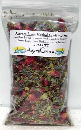 Attract Love spell mix 1/2oz - House Of Aton