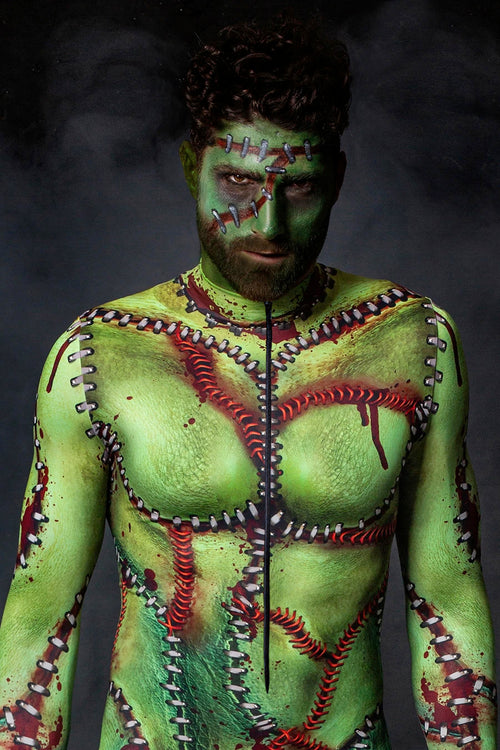 Men's Frankenstein Costume