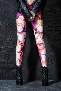 Hentai Leggings Leggings >> BADINKA