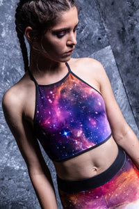 BEYOND CROP TOP Active Top >> BADINKA