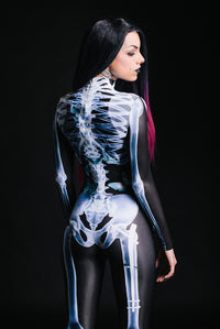 131554fba33 X-Ray Skeleton Costume
