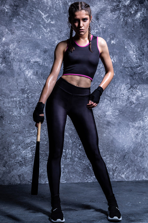 Black Active Hw Leggings