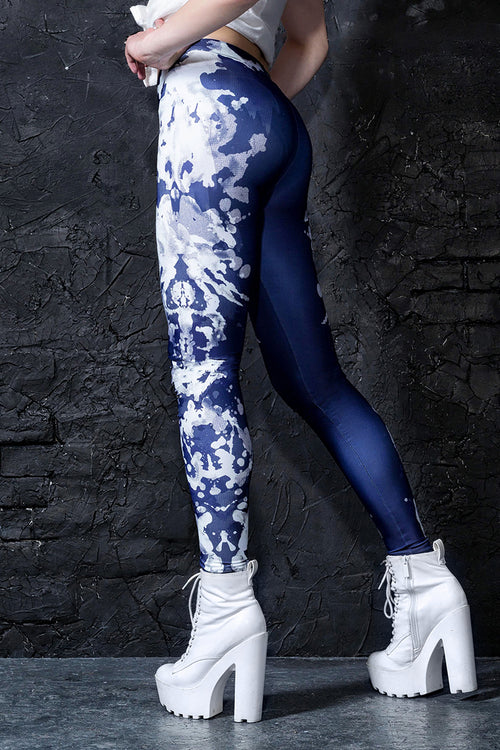Dark Rorschach Leggings