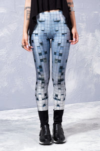 Solid Leggings Leggings >> BADINKA