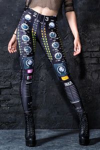 Kontrol Leggings Leggings >> BADINKA