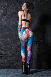 Mars Surface Leggings Leggings >> BADINKA