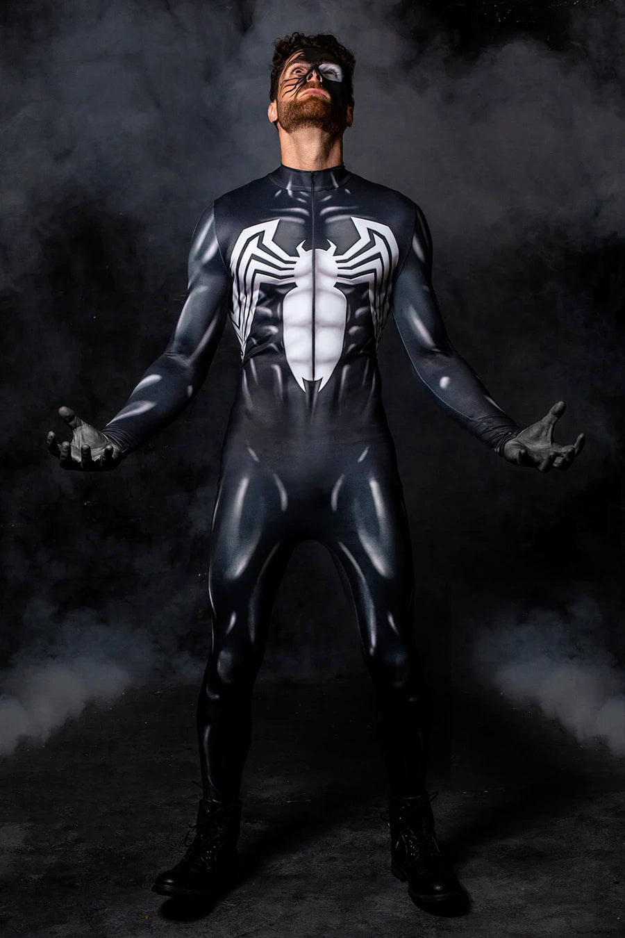 Black Spider Costume