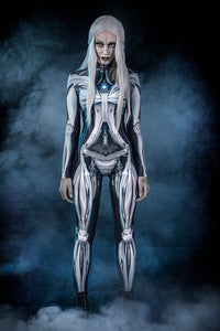 Machina Costume Bodysuit >> BADINKA