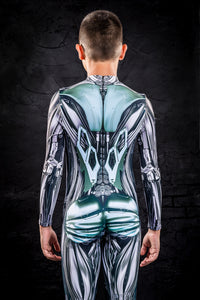 Machina Boys Costume Bodysuit >> BADINKA
