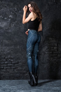 Inner Energy Leggings Leggings >> BADINKA