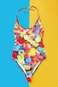 I NEED CANDY ONE PIECE Swimwear >> BADINKA