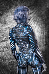 Alien Queen Costume Bodysuit >> BADINKA