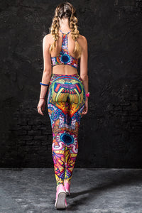 KAMBO LEGGINGS Leggings >> BADINKA