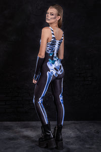 X-Ray Skeleton Catsuit
