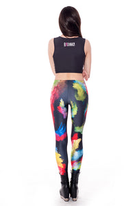Holy Colours Leggings Leggings >> BADINKA