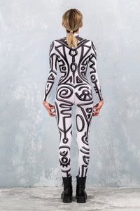 The Tribe Is Calling Costume Bodysuit >> BADINKA