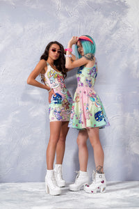 CUTENESS OVERLOAD DRESS Dresses >> BADINKA