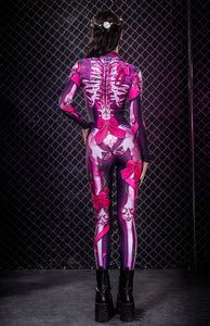 Death Jewel Costume Bodysuit >> BADINKA