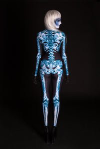Night Queen Costume Bodysuit >> BADINKA