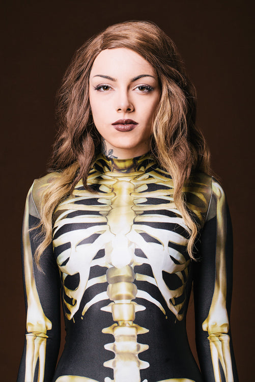 Graveyard Skeleton Costume