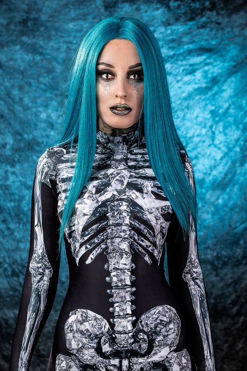 Diamond Skeleton Costume