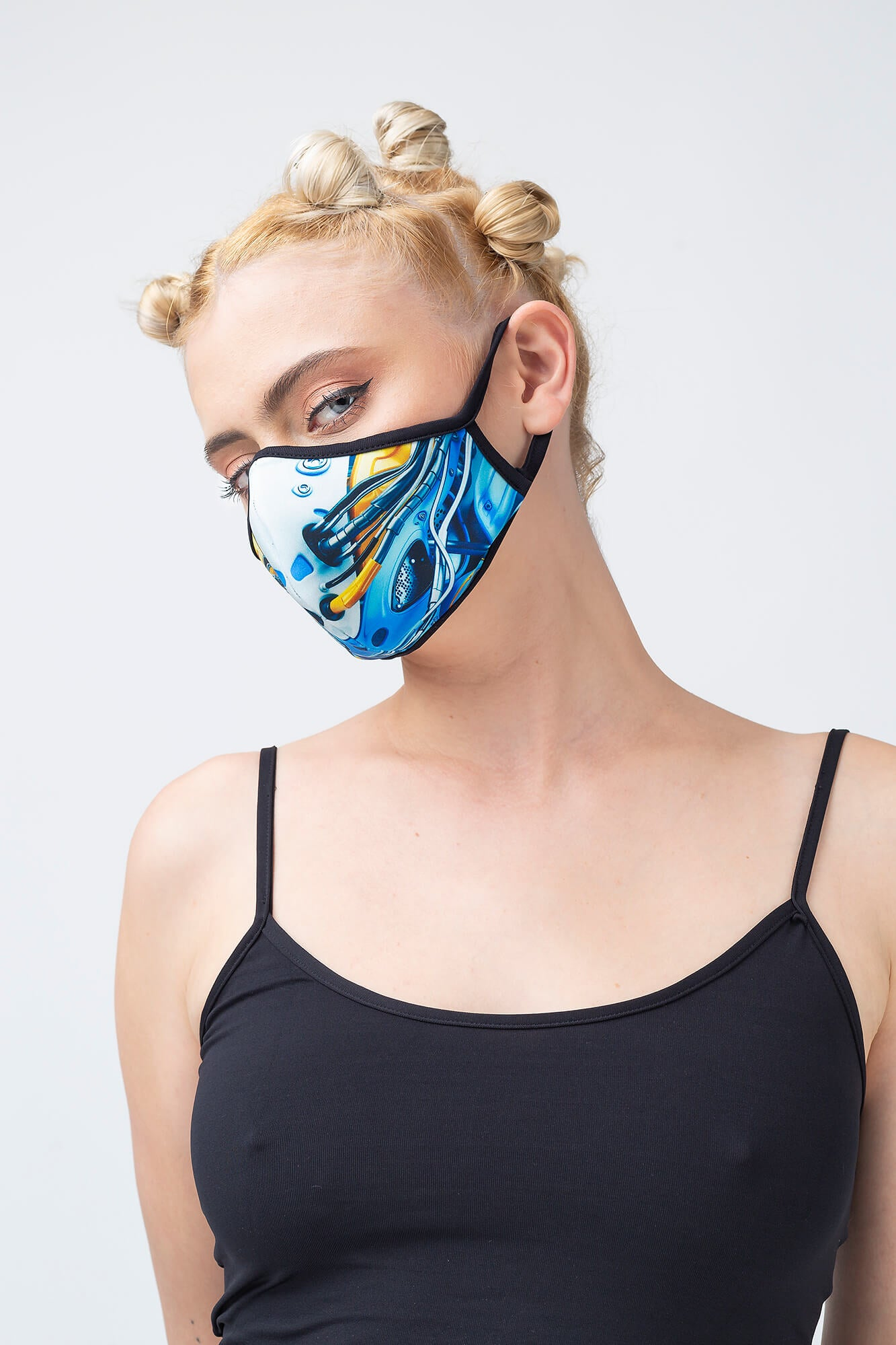 Cyborg Face Mask