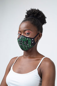 Digital Face Mask