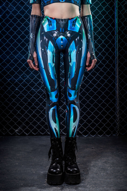 Cyberware Android Leggings